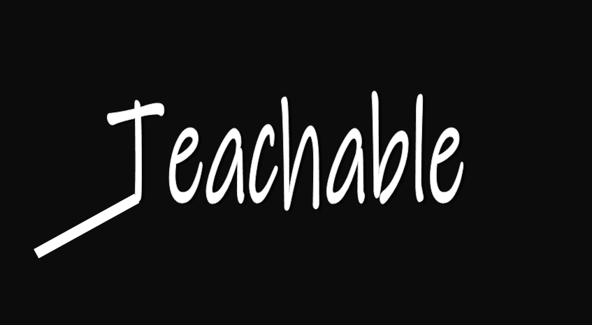 teachable